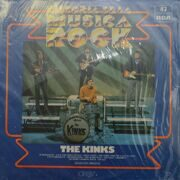 Kinks  -  The Kinks, (Compilation Historia Dela Musica Rock Serie)