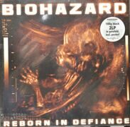 Biohazard  -  Reborn In Defiance, 2 LP