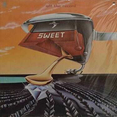 Sweet - Off The Record, 1977