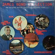 Various Artists  -  James Bond Collection, 2 LP