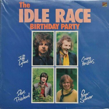 The Idle Race - The Birthday Party