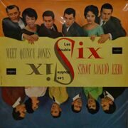 Les Double Six  -  Les Double Six Meet Quincy Jones