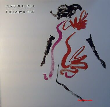 Chris De Burgh - The Lady In Red / Side 2; Borderline; I Love The Night