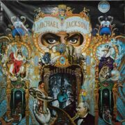 Michael Jackson  -  Dangerous, 2 LP