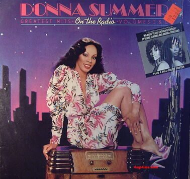 Donna Summer -Greatest Hits, On The Radio, Volumes 1&2