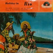 Ricardo Santos And His Orchestra  -  Holiday In Rio