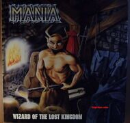 Mania - Wizard Of The Lost Kingdom