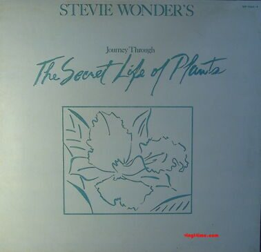 Stevie Wonder - Stevie Wonder's Journey's Throught The Secret Life Of Plants