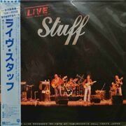 Stuff  -  Live Stuff, (Recorded Live November 20 1978 At Yubinchokin Hall Tokyo Japan )