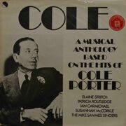 Various Artists  -  A Musical Anthology Based On The Hits Of Cole Porter