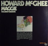 Howard McGhee - Maggie, The Savoy Sessions