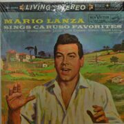 Mario Lanza  -  Mario Lanza Sings Caruso Favorites