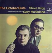Steve Kuhn - The October Suite, (with Gary McFarland)