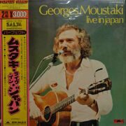 Georges Moustaki  -  Georges Moustaki Live In Japan, 2LP