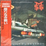 Michael Schenker Group  - Built To Destroy