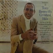 Tony Bennett  -  Tony Bennett's Greatest Hits Volume II