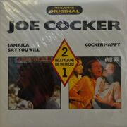 Joe Cocker  -  Jamaica Say You Will / Cocker Happy, 2 LP