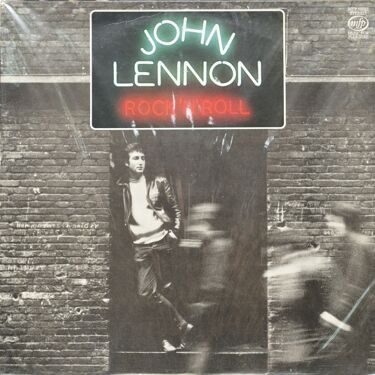 John Lennon  -  Rock'n'Roll Music