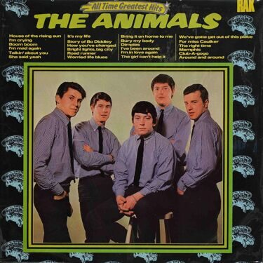 Animals - All Time Greatest Hits, 2 LP