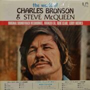 Francis Lai; Rene Clair; Leroy Holmes etc…  -  The World Of Charles Bronson & Steve McQueen, (Original Sountrack Recordings)
