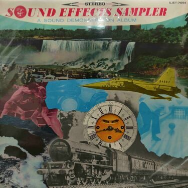Various Artists  -  Sound Effects Sampler