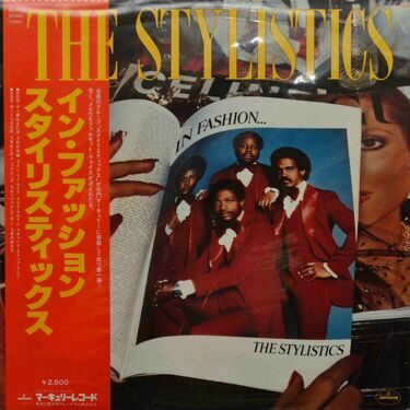 Stylistics  -  In Fashion