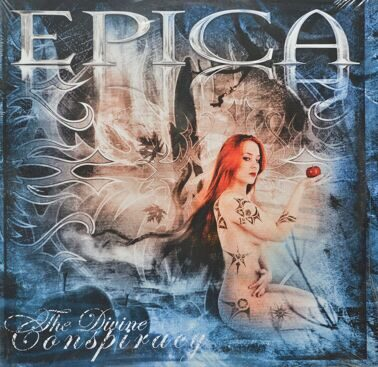Epica  -  The Divine Conspiracy, 2 LP