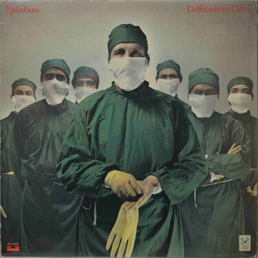 Rainbow - Difficult To Cure, 1981