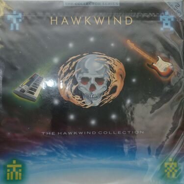 Hawkwind  -  The Hawkwind Collection, 2 LP