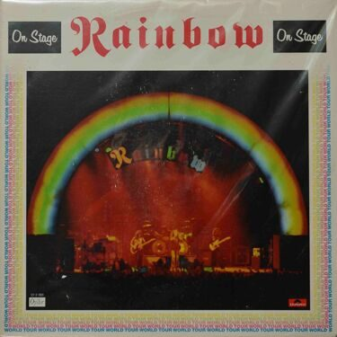 Rainbow - On Stage, 2 LP