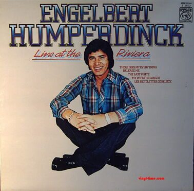 Engelbert Humperdinck - Live  At The Riviera
