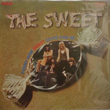 Sweet - Funny How Sweet Co-Co Can Be, (the 1-st Album)
