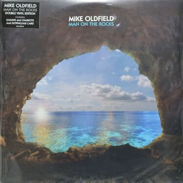 Mike Oldfield  -  Man On The Rocks, 2 LP