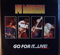 Fu Manchu - Go For It…Live!