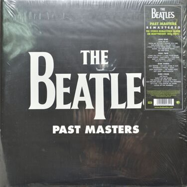 Beatles  - Past Masters Volumes One & Two, 2 LP