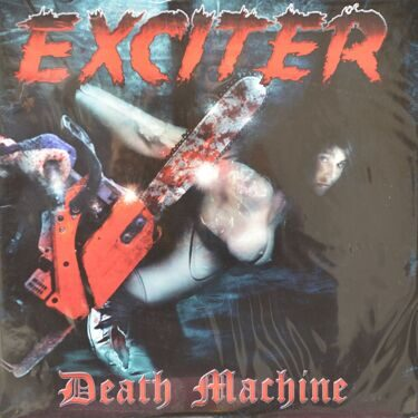 Exciter  -  Death Machine