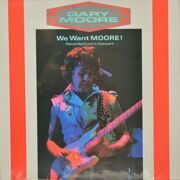 Gary Moore  -  We Want Moore! Recorded Live In Concert, 2LP