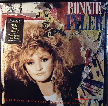 Bonnie Tyler - Notes From America