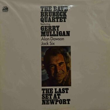 Dave Brubeck Quartet Feat. Gerry Mulligan  -  The Last Set At Newport