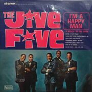 Jive Five  -  I'm A Happy Man