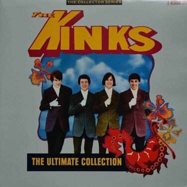 Kinks - The Ultimate Collection, 2 LP