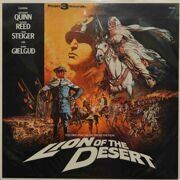 Maurice Jarre & The London Symhony Orchestra  -  Lion Of The Desert, (Original Music From The Film)