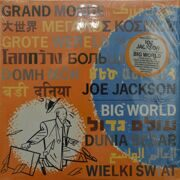 Joe Jackson  -  Big World, 2LP