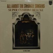 Swingle Singers  -  All About Swingle Singers, 2 LP