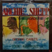 "Archie Shepp  -  California Meeting  -  Live ""On Broadway"""