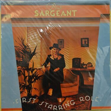 Bob Sargeant  -  First Starring Role
