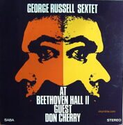 George Russell Sextet -At Beethoven Hall 2, Guest Don Cherry