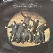 Paul McCartney & Wings  -  Band On The Run, 2 LP