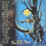 Iron Maiden  -  Fear Of The Dark, 2LP