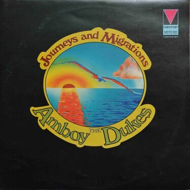 Amboy The Dukes - Journeys And Migrations, 2 LP